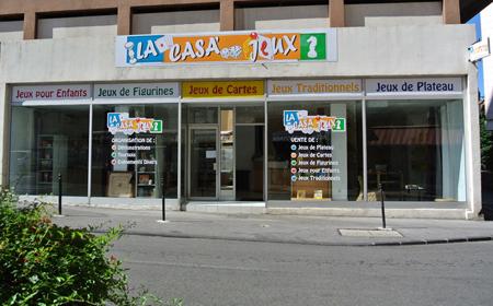 Street View de La Casa'Jeux